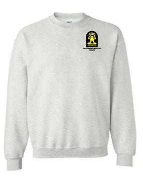 509th Parachute Infantry Regiment Embroidered Sweatshirt
