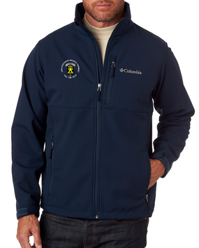 509th Parachute Infantry Regiment (C)  Embroidered Columbia Ascender Soft Shell Jacket