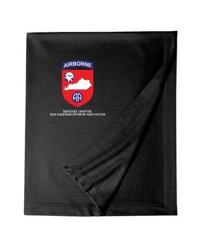 Kentucky Chapter (V1) Embroidered Dryblend Stadium Blanket