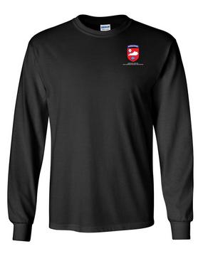 Kentucky Chapter (V1)  Long-Sleeve Cotton T-Shirt
