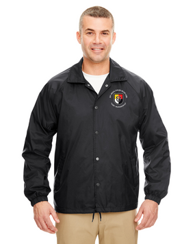 3rd Special Forces Group Embroidered Windbreaker