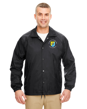8th Special Forces Group Embroidered Windbreaker