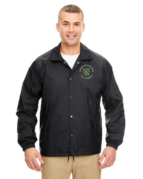 10th Special Forces Group (Europe) Embroidered Windbreaker