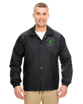 10th Special Forces Group Embroidered Windbreaker