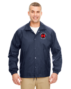 7th Infantry Division  Embroidered Windbreaker