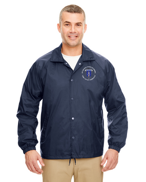 8th Infantry Division (Airborne)  Embroidered Windbreaker