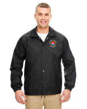 9th Infantry Division Embroidered Windbreaker