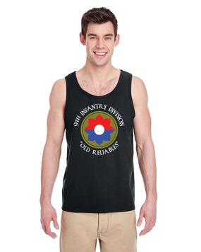 9th Infantry Division Tank Top