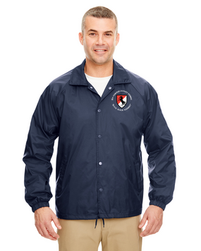 11th ACR Embroidered Windbreaker