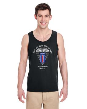193rd Infantry Brigade (Airborne)  Tank Top