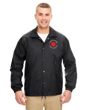 6th Infantry Division Embroidered Windbreaker
