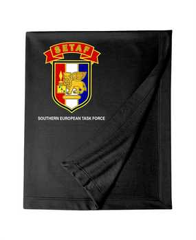 SETAF Embroidered Dryblend Stadium Blanket