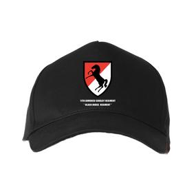 11th Armored Cavalry Regiment Baseball Cap