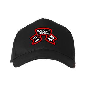 1/75th Ranger Battalion (Original Scroll)  Embroidered Baseball Cap