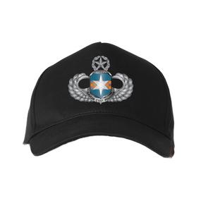"313th MI (Airborne) ""Master"" Embroidered Baseball Cap"