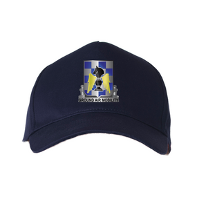 """82nd Aviation """"Crest""""  Embroidered Baseball Cap"""
