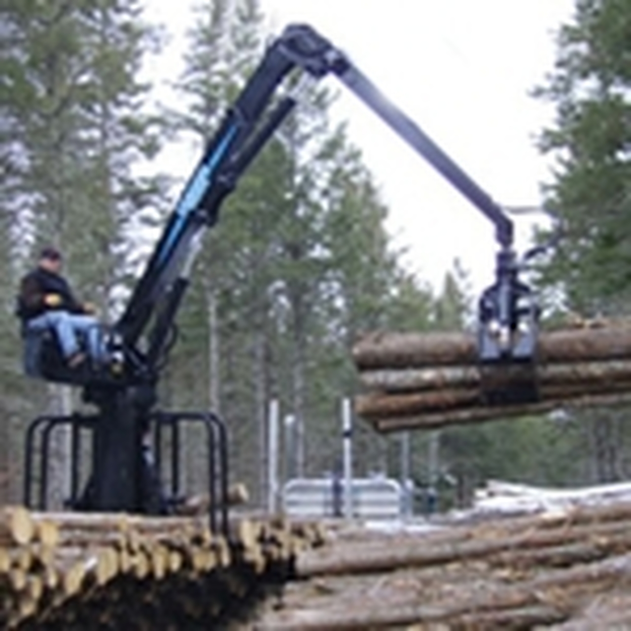 Forestry Loaders