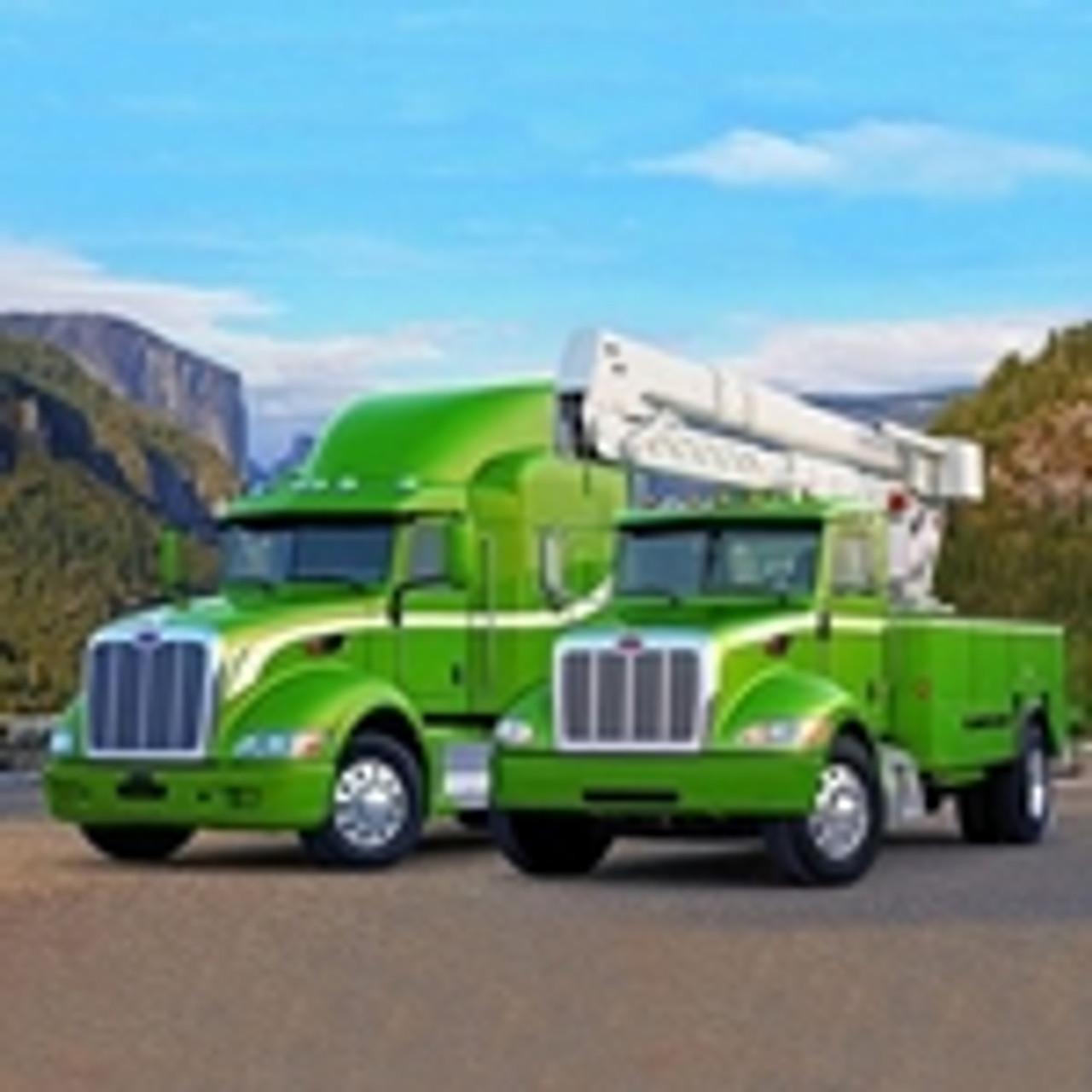Medium-Heavy Duty Trucks