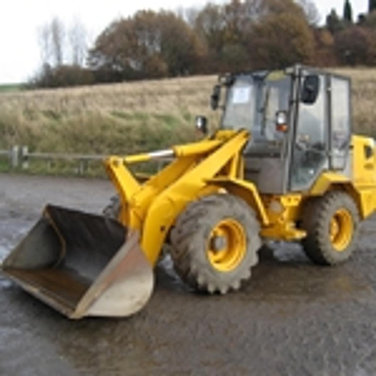 Tractor Shovels