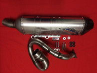YAMAHA YZ450 2010 - 2013 HGS EXHAUST SYSTEM