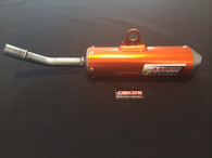 HGS KTM SX65 16 -18 Orange Muffler