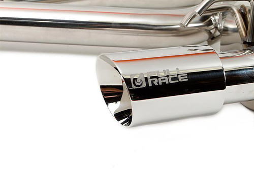 Fullrace 0611 Honda Civic Si Catback Vband Exhaust System 76mm 30inch: Full Race Exhaust Civic Si 2007 At Woreks.co