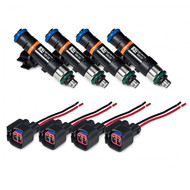 Grams Injectors 550CC K & F Series Motors - G2-0550-0501