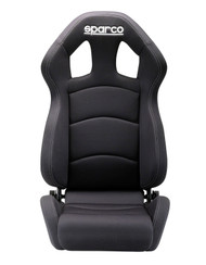 Sparco Chrono Road Tuner Racing Seat BLACK (00959CRNR)