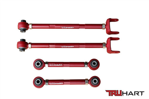 Truhart Adjustable Rear Camber Toe Arm Accord TSX - Acura tl camber kit