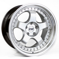 ESR SR04 Wheels in Silver