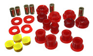 06-11 Honda Civic Si Rear Control Arm Energy Suspension Bushing Red 16.3123R