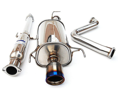 Invidia Q300 Exhaust for the 97-2001 Honda Prelude Titanium Tip 1997 1998 1999 2000 2001