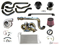 PRL Motorsports 06-11 Honda Civic Si Turbo Kit 2006 2007 2008 2009 2010 2011 Civic PRL Turbo Kit