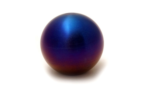ION STAR 150 Shift Knob Brushed Titanium