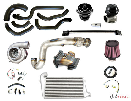 PRL Turbo Kit 12-15 Honda Civic Si 2012 2013 2014 2015 Stage 2