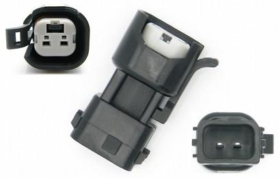 Deatschwerks USCAR to Honda Fuel Injector Connector Adapter OBD-II (conn-US-HON)