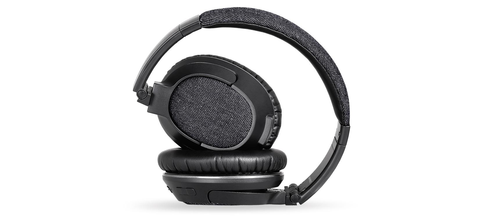 Matrix3 Bluetooth Wireless High Fidelity Headphones with aptX Low Latency  (AF68-LL)