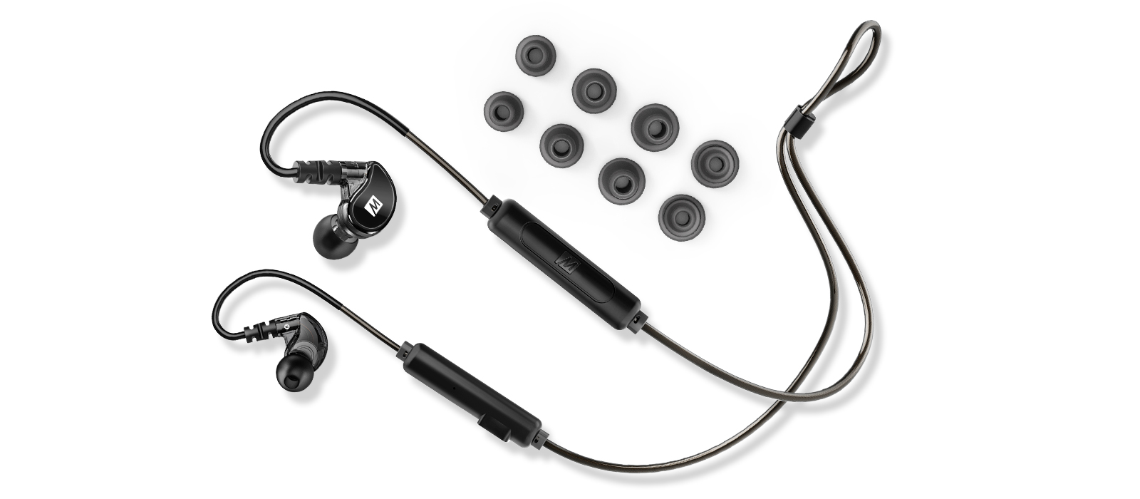 Mee Audio X6 Gen 2 Wireless Sports In-Ear Earphone