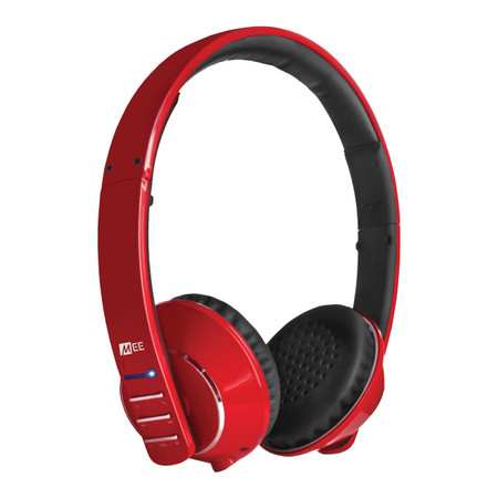 Runaway 4.0 AF32 Stereo Bluetooth Wireless Headphones with hidden microphone (Red)