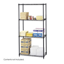 """Safco Commercial Wire Shelving, 36 x 18"""""""
