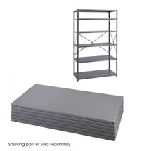Safco 48 x 24 Industrial 6 Shelf Pack