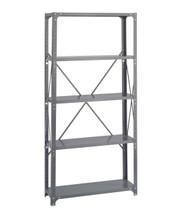 Safco 36 x 12 Commercial 5 Shelf Kit