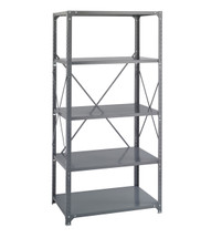 Safco 36 x 24 Commercial 5 Shelf Kit