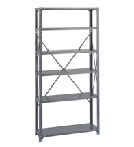 Safco 36 x 12 Commercial 6 Shelf Kit