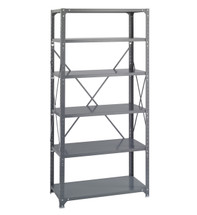 Safco 36 x 18 Commercial 6 Shelf Kit