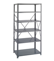 Safco 36 x 24 Commercial 6 Shelf Kit