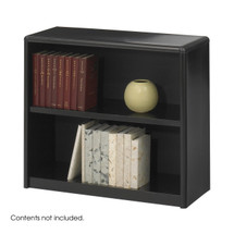 Safco 2-Shelf ValueMate® Economy Bookcase