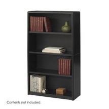 Safco 4-Shelf ValueMate® Economy Bookcase