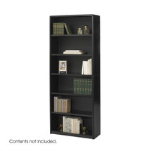 Safco 6-Shelf ValueMate® Economy Bookcase