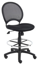 Boss Mesh Drafting Stool B16215